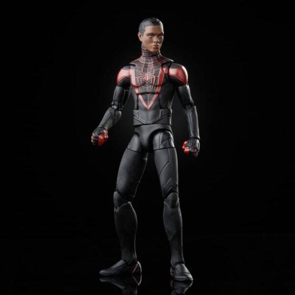Marvel Legends Series Gamerverse Miles Morales 2