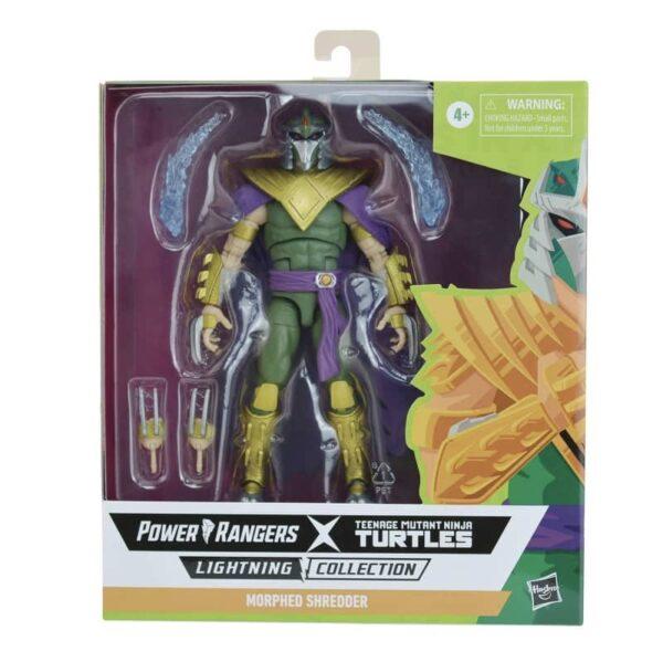 Power Rangers X Teenage Mutant Ninja Turtles