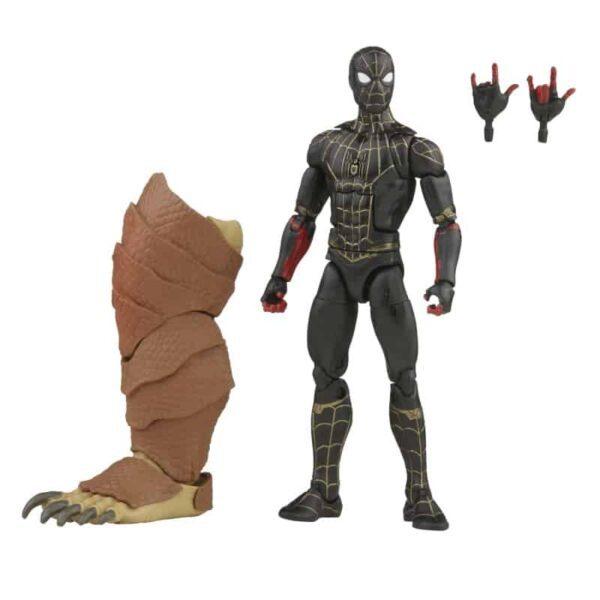 Spider Man 3 Marvel Legends Armadillo BAF Wave 1 Set of 7 10 3