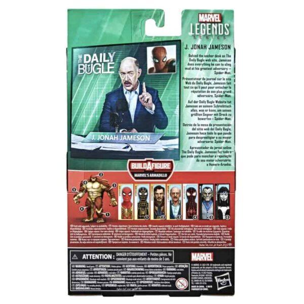 Spider Man 3 Marvel Legends Armadillo BAF Wave 1 Set of 7 17 2