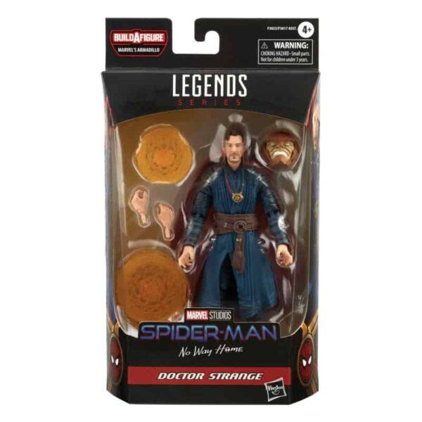 Spider Man 3 Marvel Legends Armadillo BAF Wave 1 Set of 7 27 2