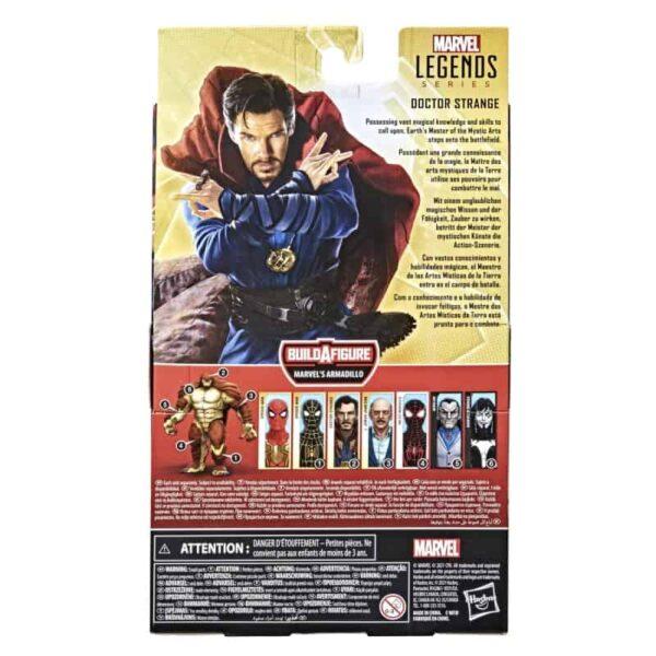 Spider Man 3 Marvel Legends Armadillo BAF Wave 1 Set of 7 28 2