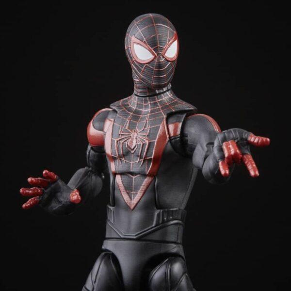 Spider Man 3 Marvel Legends Armadillo BAF Wave 1 Set of 7 30 2
