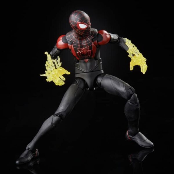 Spider Man 3 Marvel Legends Armadillo BAF Wave 1 Set of 7 31 2