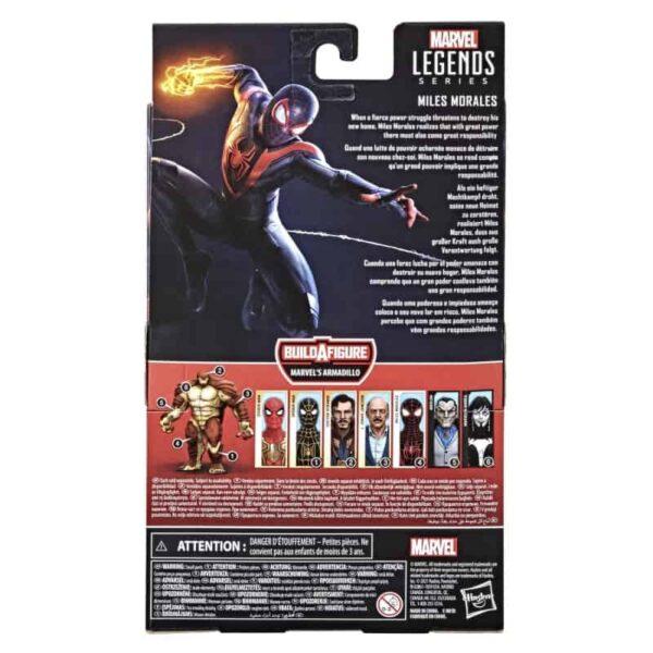 Spider Man 3 Marvel Legends Armadillo BAF Wave 1 Set of 7 33 2