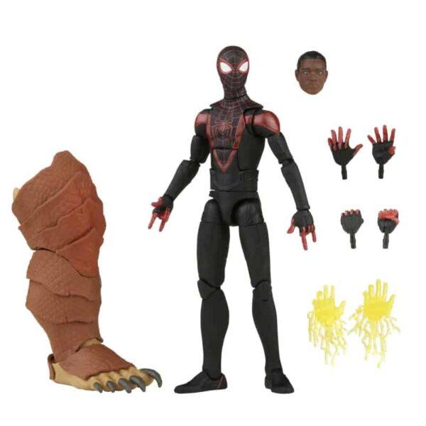 Spider Man 3 Marvel Legends Armadillo BAF Wave 1 Set of 7 34 2