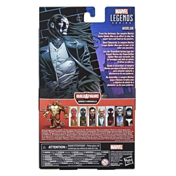Spider Man 3 Marvel Legends Armadillo BAF Wave 1 Set of 7 36 2