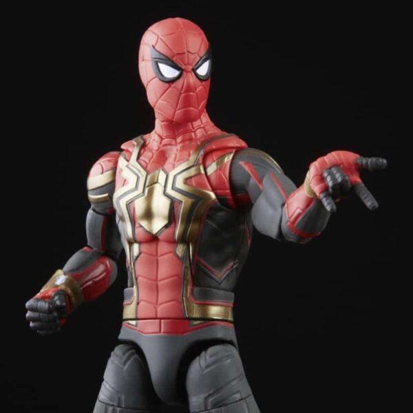 Spider Man 3 Marvel Legends Armadillo BAF Wave 1 Set of 7 4 3