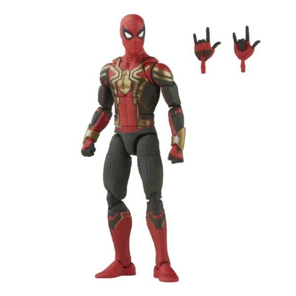 Spider Man 3 Marvel Legends Armadillo BAF Wave 1 Set of 7 5 3