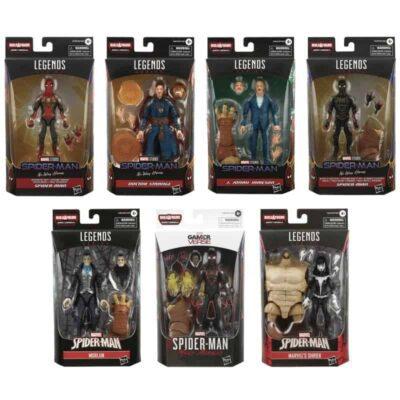 Spider-Man 3 Marvel Legends