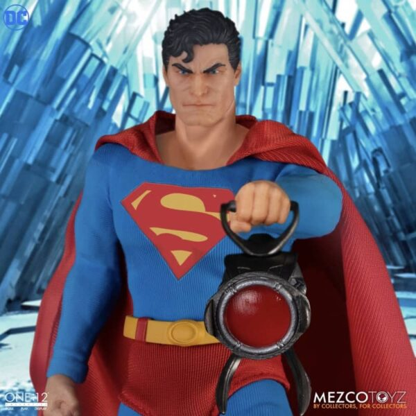 Superman Man of Steel One 12 Collective 12