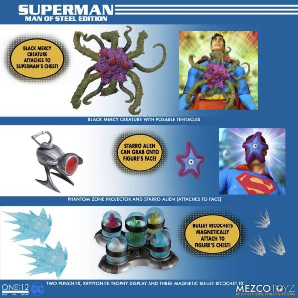 Superman Man of Steel One 12 Collective 15