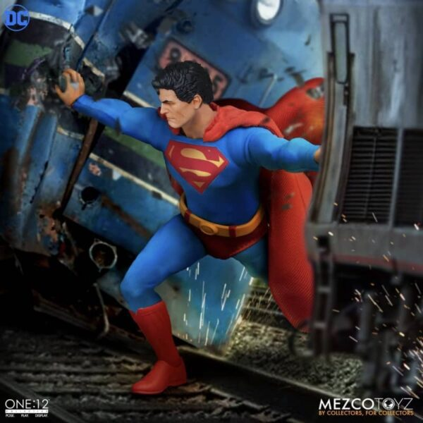 Superman Man of Steel One 12 Collective 3