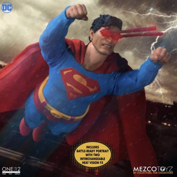 Superman Man of Steel One 12 Collective 5