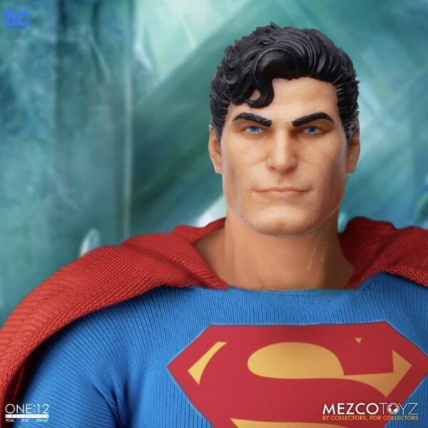 Superman Man of Steel One 12 Collective 6
