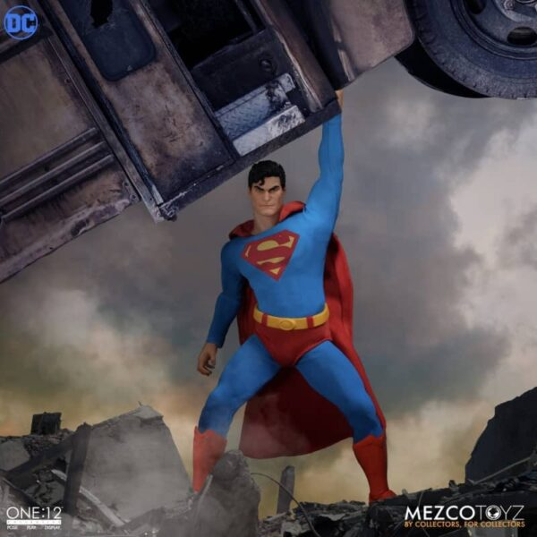 Superman Man of Steel One 12 Collective 8