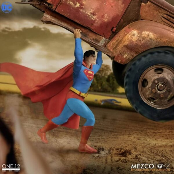 Superman Man of Steel One 12 Collective 9