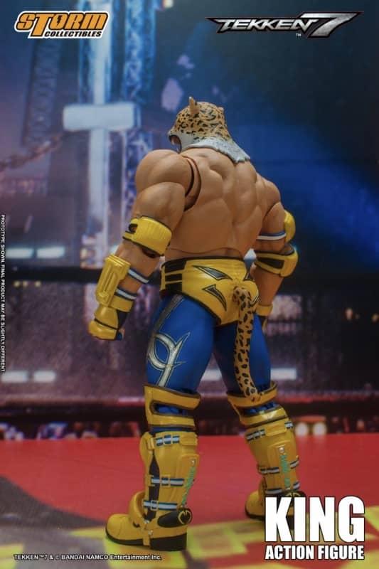 Tekken 7 King 112 Action Figure 10
