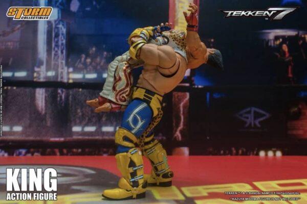 Tekken 7 King 112 Action Figure 11
