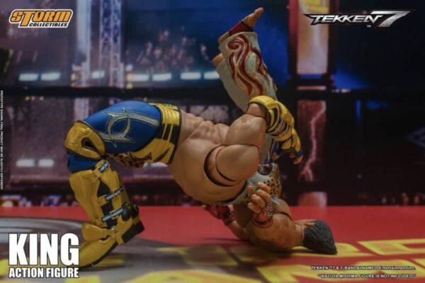 Tekken 7 King 112 Action Figure 12