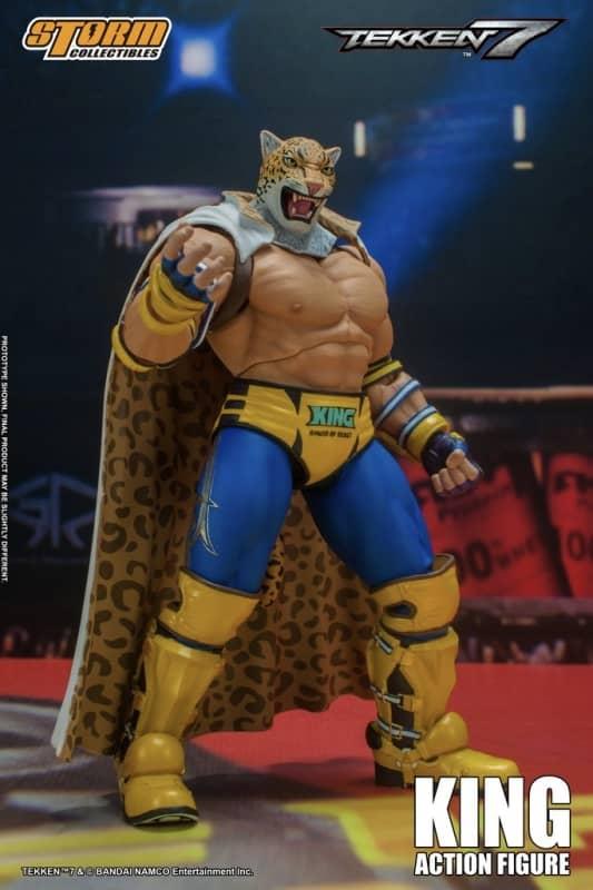 Tekken 7 King 112 Action Figure 2