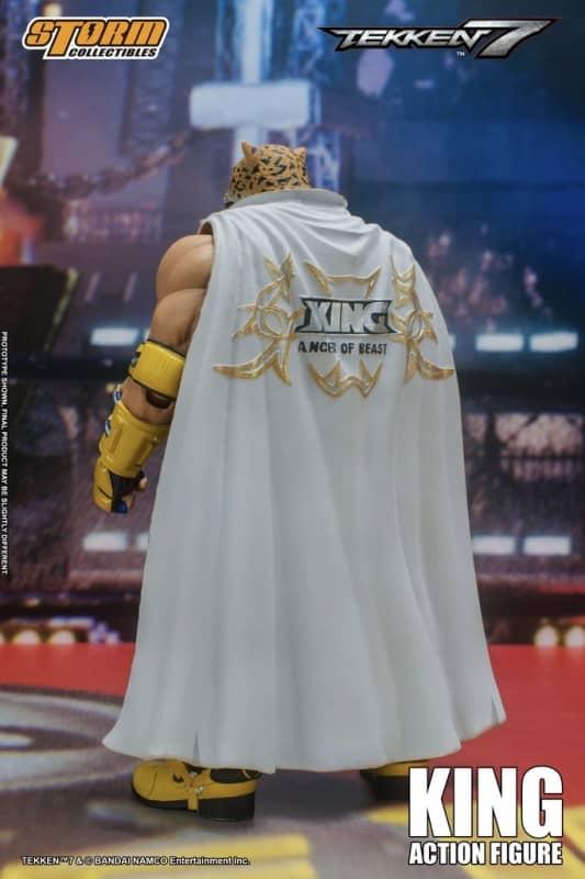 Tekken 7 King 112 Action Figure 5