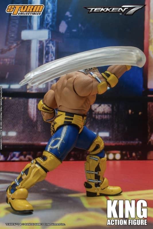 Tekken 7 King 112 Action Figure 7