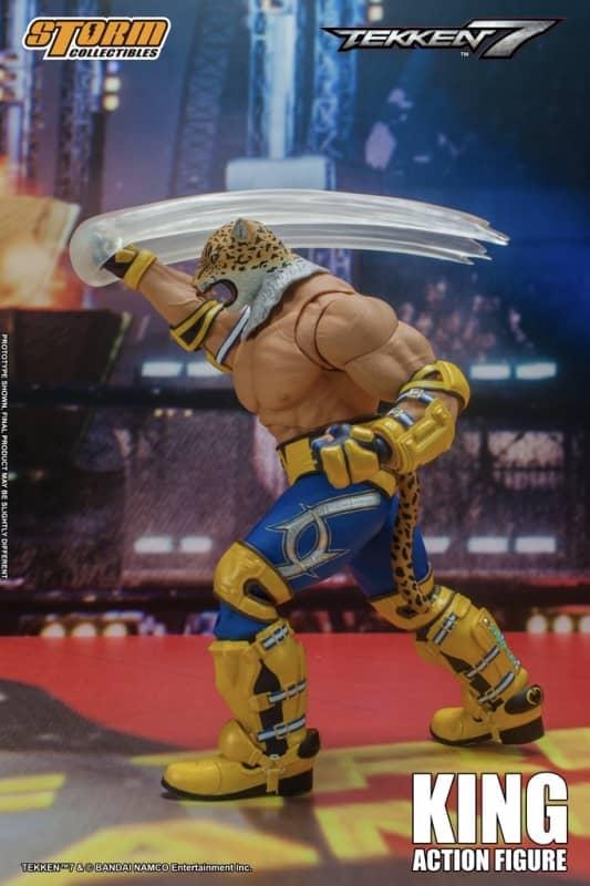 Tekken 7 King 112 Action Figure 8