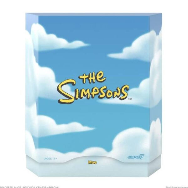 The Simpsons Ultimates Moe 3