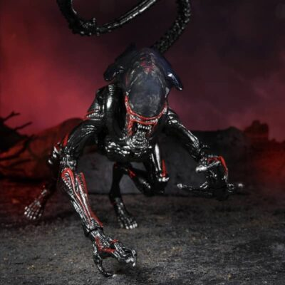 Ultimate Night Cougar Alien