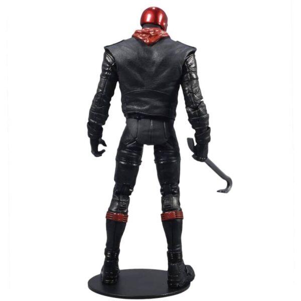 DC Multiverse Batman Three Jokers Red Hood Action Figure 4