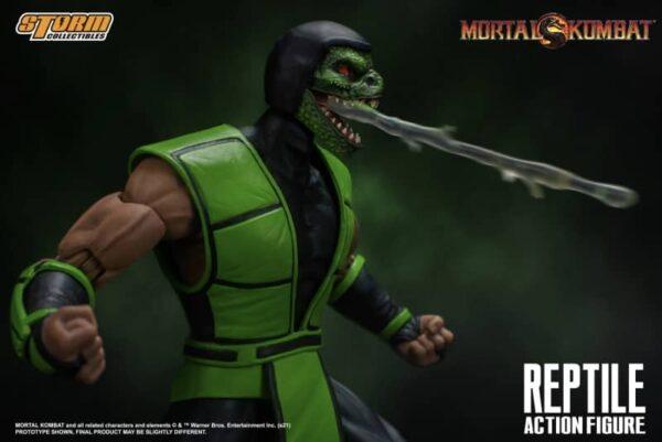 Mortal Kombat Reptile 112 Action Figure 11