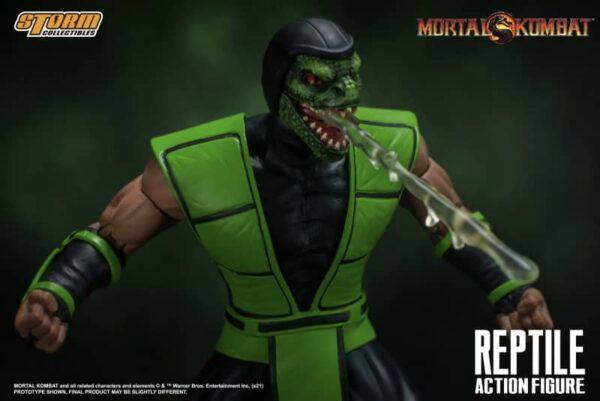 Mortal Kombat Reptile 112 Action Figure 12