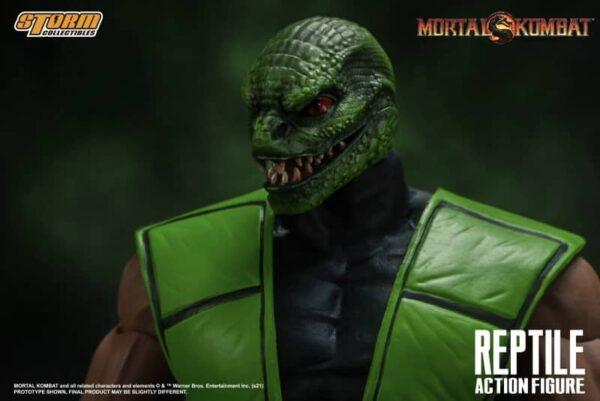 Mortal Kombat Reptile 112 Action Figure 13