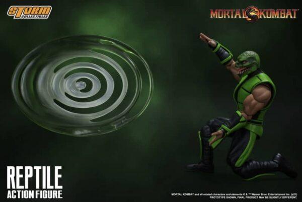 Mortal Kombat Reptile 112 Action Figure 16