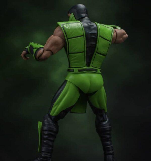 Mortal Kombat Reptile 112 Action Figure 4
