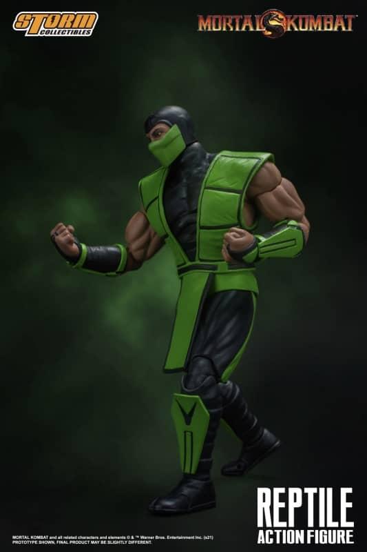 Mortal Kombat Reptile 112 Action Figure 6