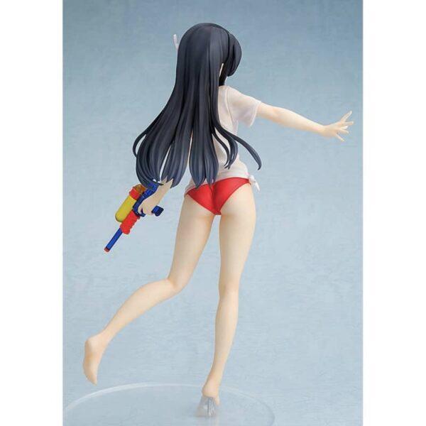 Rascal Does Not Dream Of Bunny Girl Senpai Mai Sakurajima Water Gun Date 17 Scale 2