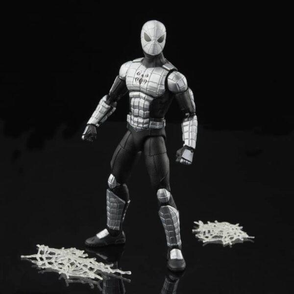 Spider Man Marvel Legends Spider Armor Mk I Retro 2