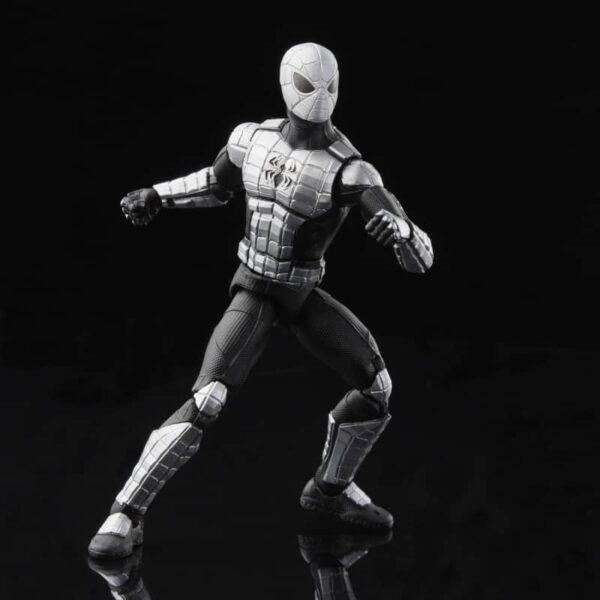 Spider Man Marvel Legends Spider Armor Mk I Retro 3