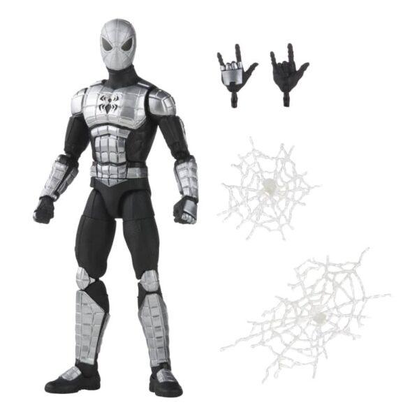 Spider Man Marvel Legends Spider Armor Mk I Retro 5