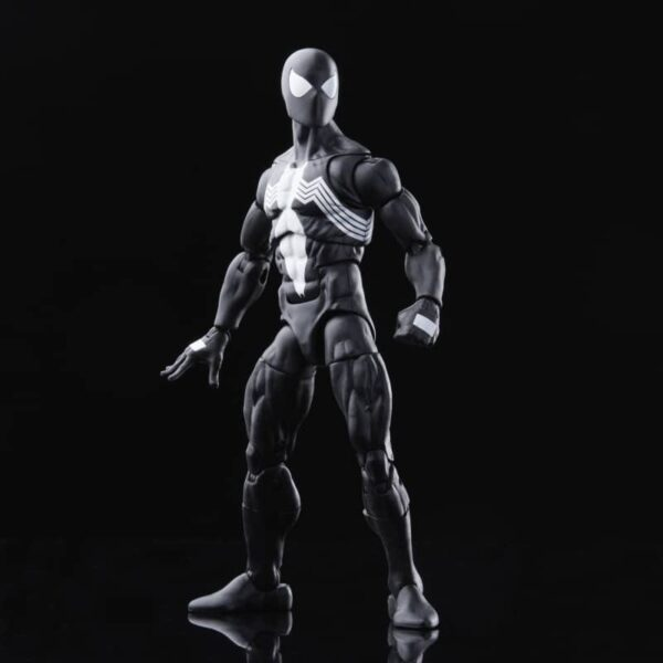 Marvel Legends Symbiote SpiderMan retro