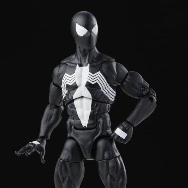 Spider Man Marvel Legends Symbiote SpiderMan retro 3