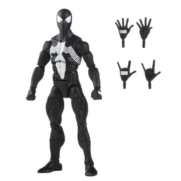 Spider Man Marvel Legends Symbiote SpiderMan retro 4