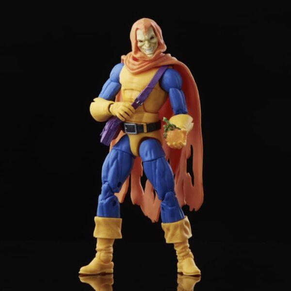 Spider man Marvel Legends Hobgoblin Retro 2
