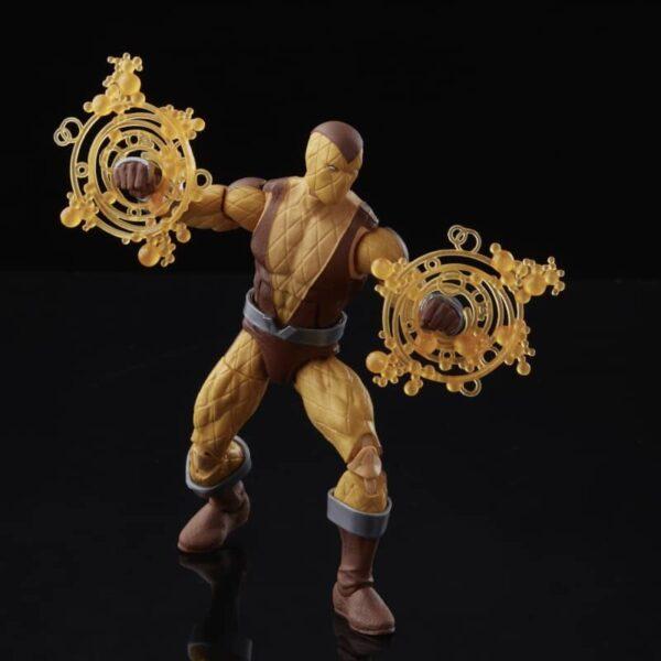 Spider man Marvel Legends Shocker Retro 1