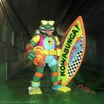 TMNT Ultimates Sewer Surfer Mike