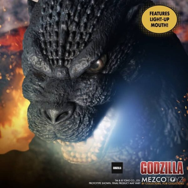 Ultimate Godzilla 1822 Scale 2