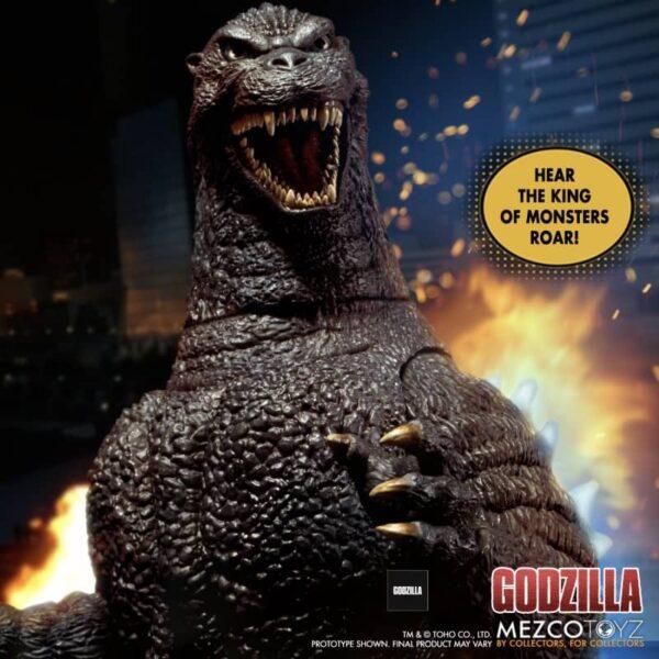 Ultimate Godzilla 1822 Scale 5