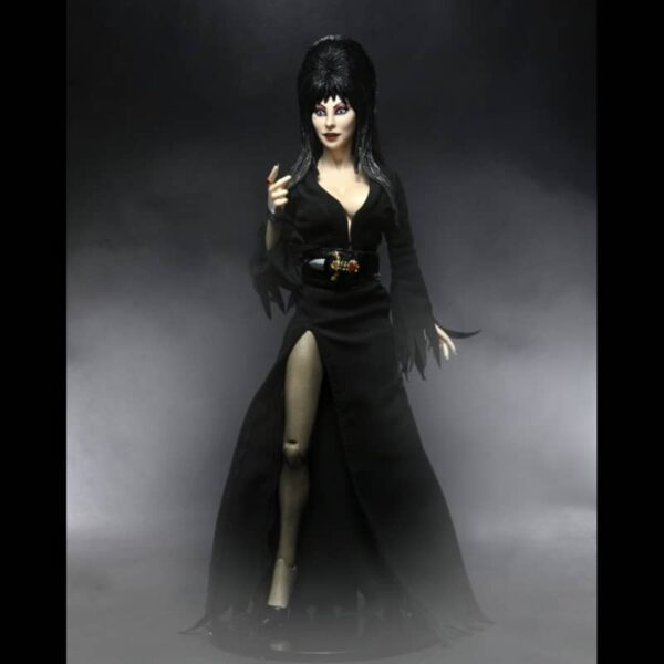 Elvira 8 inch clothed Figure 1